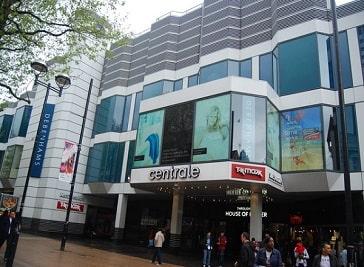 Centrale Shopping Centre in Croydon