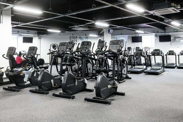 Fitness and Gyms in Croydon