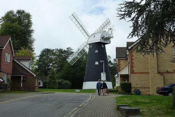 Shirley Windmill in Croydon
