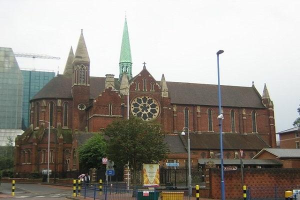 St Michael's Church in Croydon
