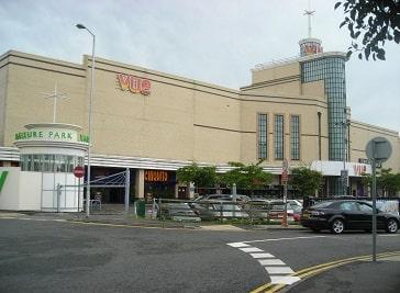 Valley Park Retail Area in Croydon