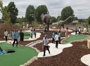 World Of Golf in Croydon