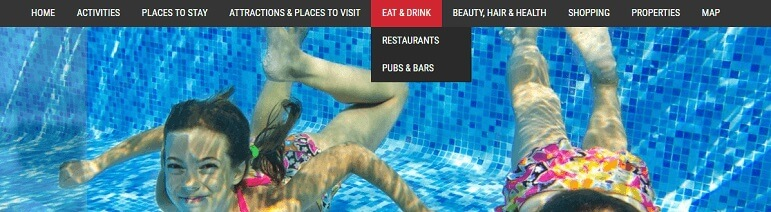 Drop Down menus Advertise with us What's on in Croydon